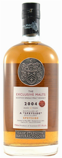 The Exclusive Malts Scotch Single Malt 2004 10 Year...
